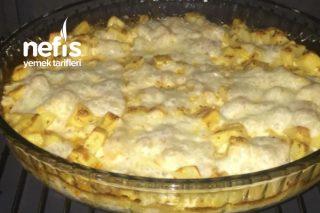 Kremalı Patates (Tam Öğrenci İşi) Tarifi