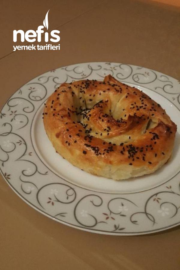 Sodalı Gül Böreği