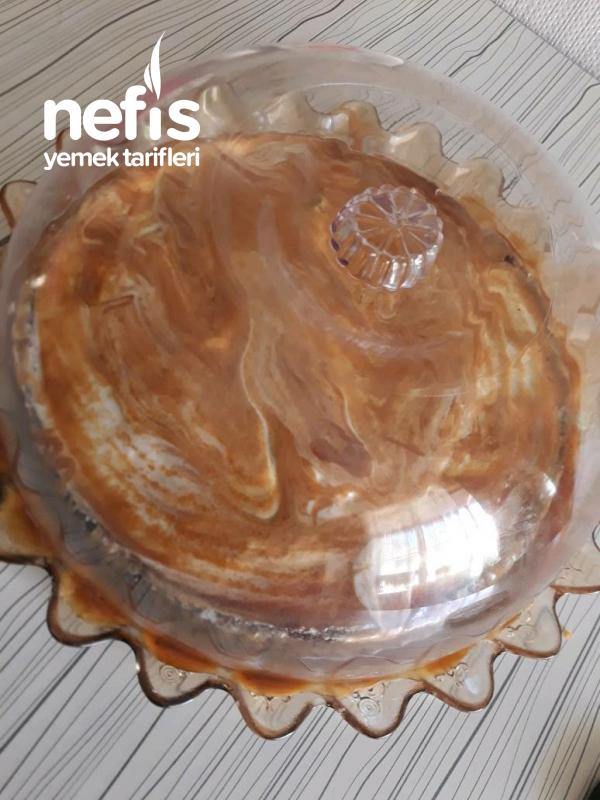 Tart Kalıbında Muzlu Pasta