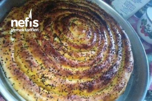 Patatesli Kol Böreği Tarifi