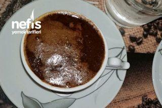 Acayip Köpüren Türk Kahvesi Tarifi