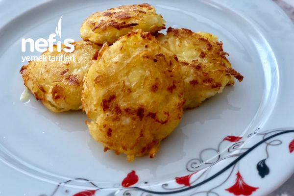 Çok Kolay Kahvaltılık Patates Tarifi
