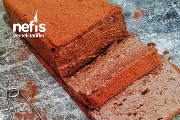 Dilim Dilim Çikolata Tarifi