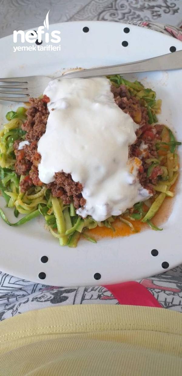 Kabak Spagetti