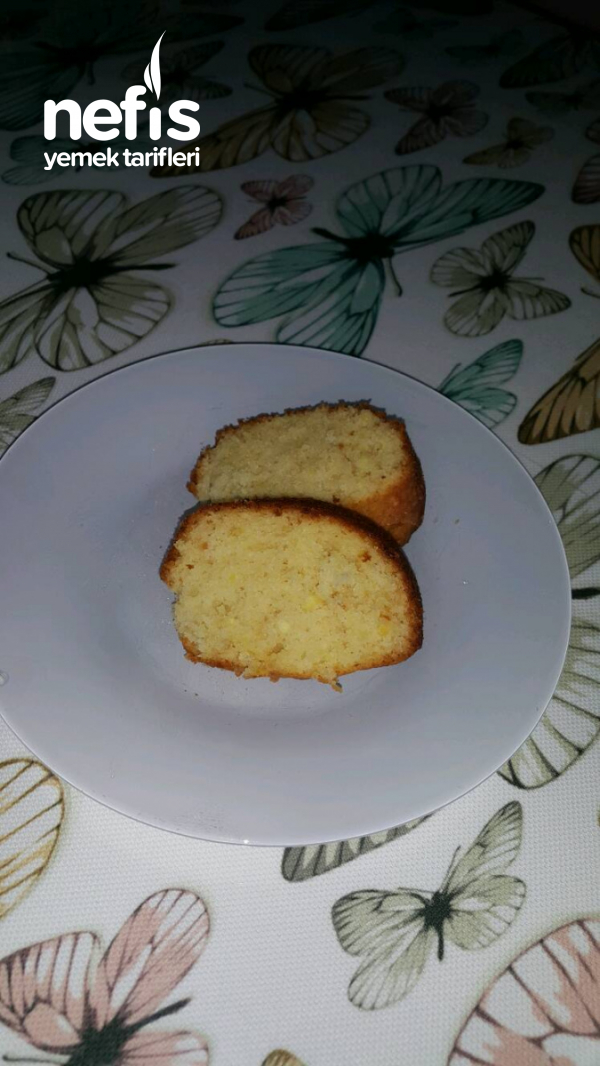 Limonlu Pamuk Kek