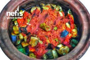 Patlıcan (Adana) Tava Tarifi