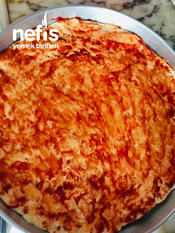 Pizza (Tadı Muhteşem)