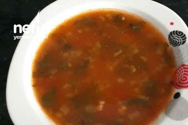 Semizotu Çorbası Tarifi