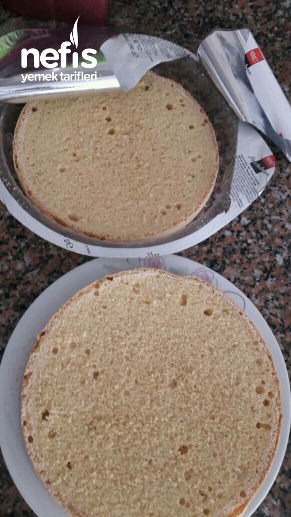 5dk Oğluma Okul İcin Sürpriz Pasta