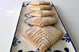 Böyle Şekil Görülmedi! Elmalı Kafes Çöreği (Videolu) Tarifi
