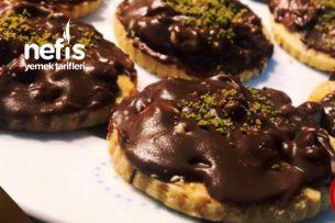 Fındıklı Çikolatalı Kıyır Kurabiyem Tarifi