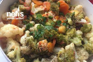 Karnıbahar Ve Brokoli Haşlama Tarifi