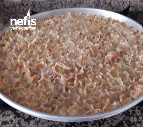 Pirinçli Mantı (Yöresel Kastamonu
