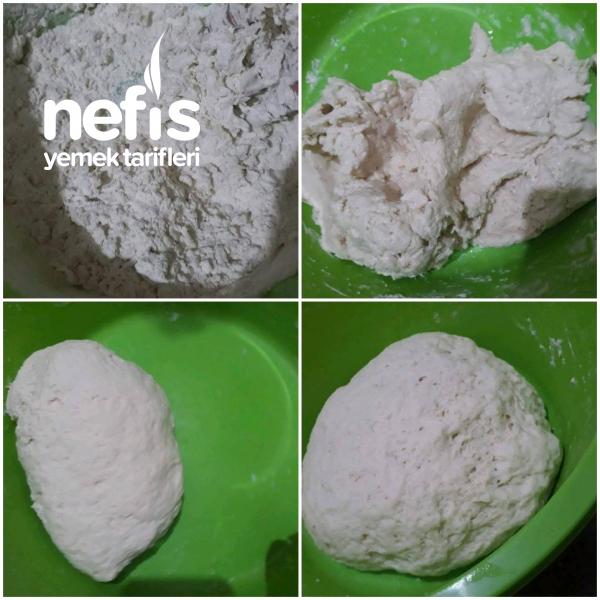 Semizotlu Tava Böreği