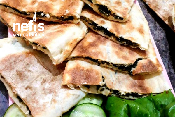 Semizotlu Tava Böreği Tarifi