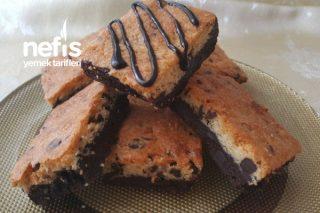 Brokies (Brownie Kurabiye) Tarifi