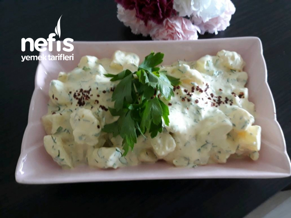 Hardallı Patates Salatası