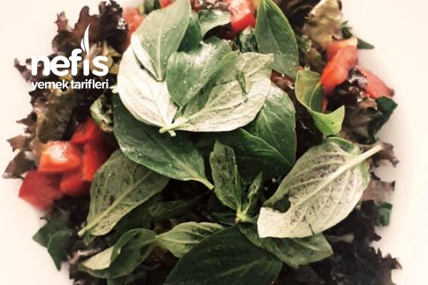 Reyhanlı Salata Tarifi
