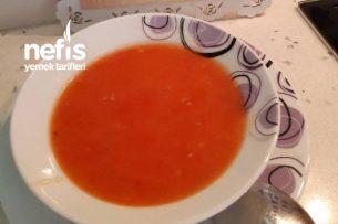 Şipşak Domates Çorbası Tarifi