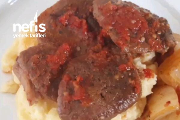 Soslu Biftek Tarıfı