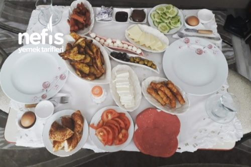 En Güzel Öğün Kahvaltı Tarifi