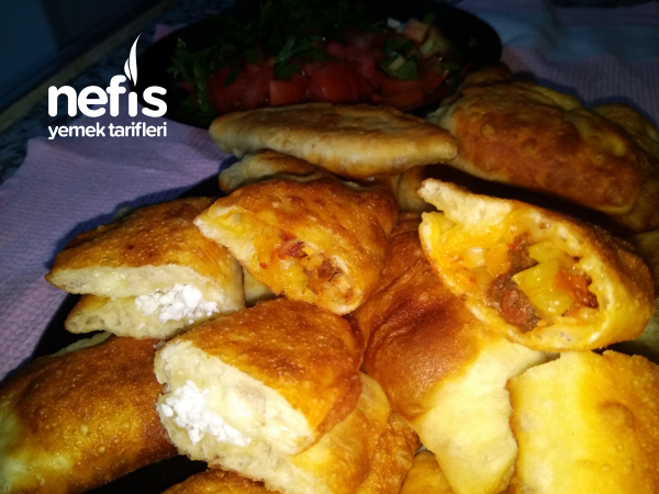 Puf Böreği(beslenme Çantaları İçin Pratik Kurtarıcı Tarif)