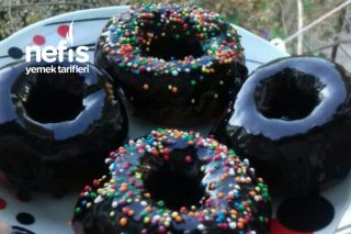 Donut (ponçik) (Azerice) Tarifi