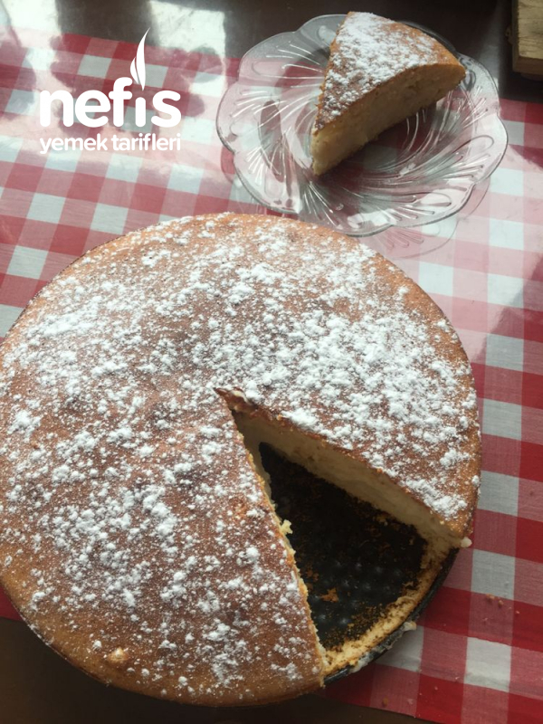 Nefis Ve Kolay Alman Pastası