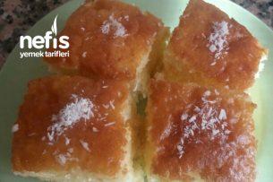 Kolay Yumuşacık Kek Tatlısı Tarifi
