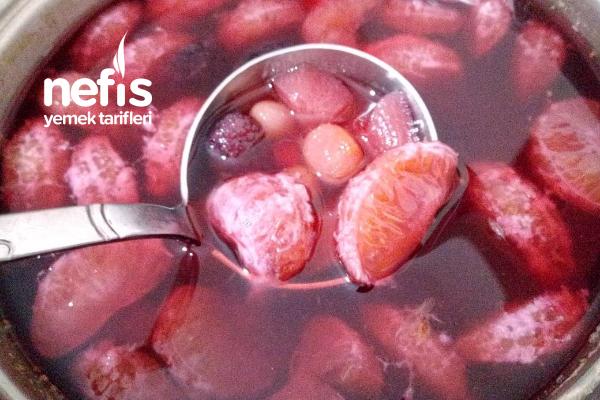Meyve Cümbüşü (Komposto) Tarifi