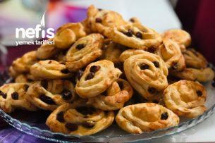 Üzümlü Çörek ( Özel Günler İçin) Tarifi