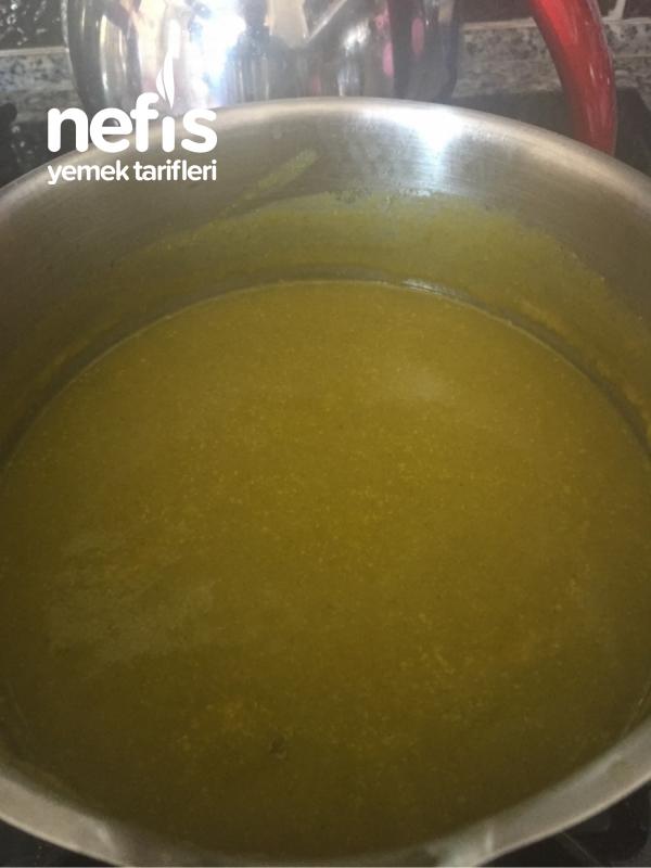 Bebek Kereviz Çorbası