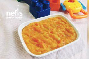 Bebeklere Sebze Yemeği ( 9 Ay) Tarifi