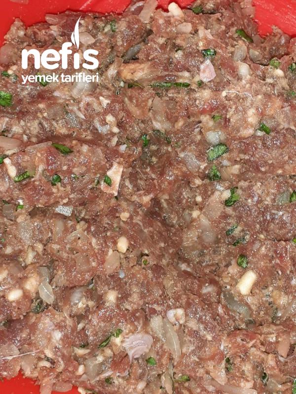 Fırında Köfte-patates