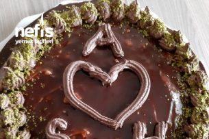 Harika Bir Yaş Pasta Dışı Da İçi De Krema İle Şahane Bir Pasta Tarifi