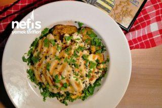 Peynirli Patlıcan Kebabı Tarifi