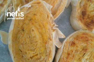 Tadı Olay Yapması Kolay Patatesli Rulo Börek Tarifi