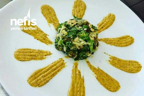 Tavuklu Sezer Salatası Tarifi