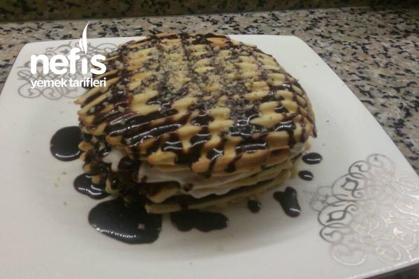 Waffle Pasta Tarifi