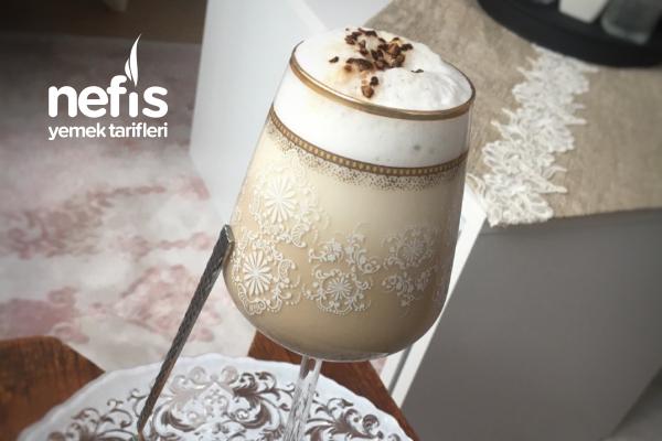 Bol Köpüklü Soğuk Kahve Tarifi