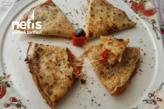 Krepli Kahvaltı Böreği Tarifi