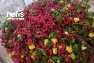 Şalgamlı Kuskus Salatası (Herkes Bayıldı Deneyin!) Tarifi