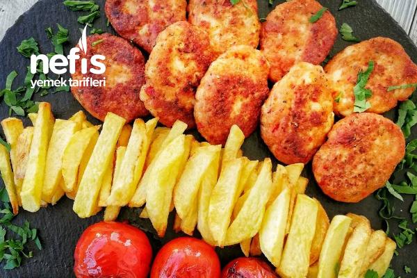 Tavuk Köfte (Mercan Kebabı) Tarifi