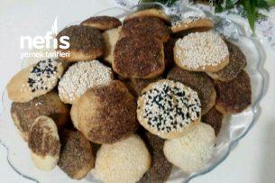 Bisküvi Tadında Şekerli Pasta (Kesinlikle Deneyin Derim Garanti Tarif) Tarifi