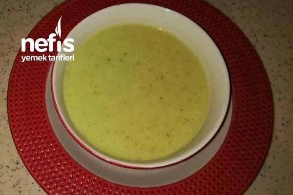 Kabak Çorbası Süt Veya Yoğurt İle Tarifi