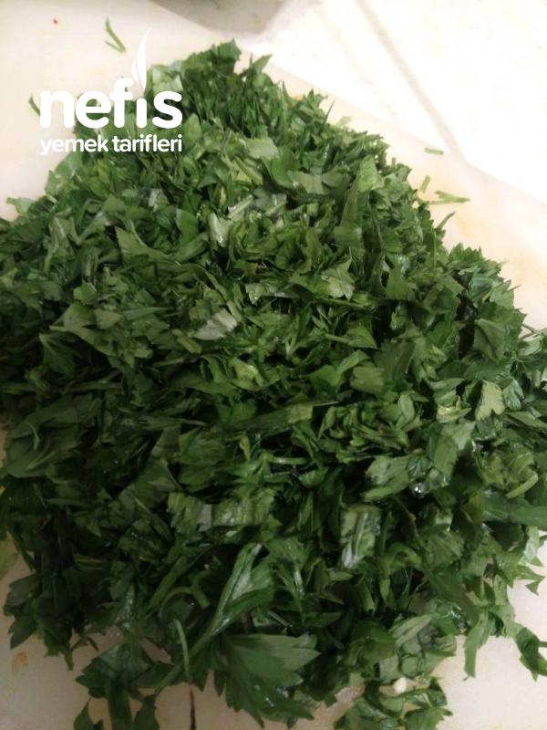 Yağlı Sirkeli Patlıcan -biber Turşusu