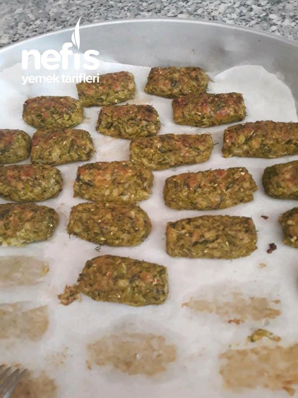Brokoli Köftesi