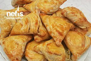 El Açması Patatesli Çıtır Börek (Videolu) Tarifi