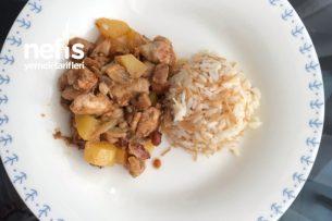 Fırında Tavuk Sote Tarifi