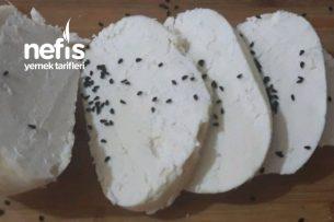 Kesik Sütten Peynir Yapımı Tarifi